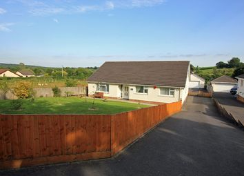 Thumbnail 4 bed detached bungalow for sale in Mynyddcerrig, Nr. Cross Hands, Carmarthenshire