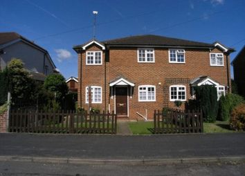 Thumbnail 2 bed terraced house to rent in Somerset Road, Farnborough