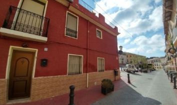 Thumbnail 3 bed town house for sale in Spain, Alicante, Busot