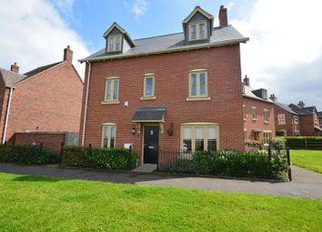 Thumbnail 4 bedroom detached house for sale in Glendale, Lawley Village, Telford