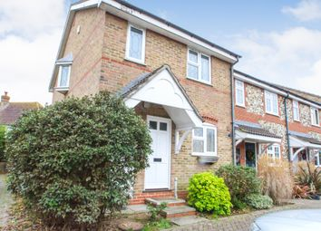 Thumbnail 3 bed end terrace house for sale in Lytcott Drive, West Molesey
