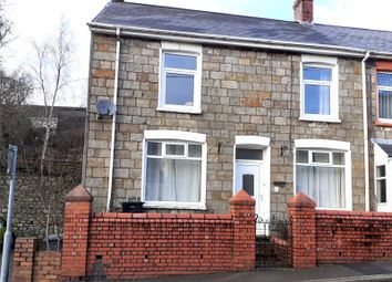 Thumbnail 3 bed end terrace house for sale in Beaufort Rise, Beaufort, Ebbw Vale, Blaenau Gwent