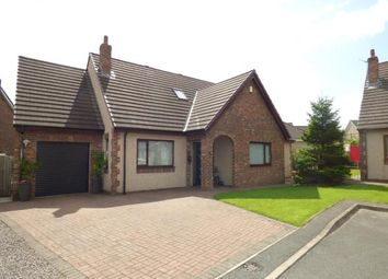 Thumbnail 5 bed detached bungalow for sale in Harrier Court, Moresby Parks, Whitehaven