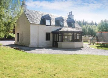 Thumbnail 3 bed detached house for sale in Jamestown, Strathpeffer
