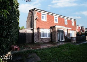 Thumbnail 3 bed end terrace house for sale in Yardley Avenue, Pitstone, Leighton Buzzard, Buckinghamshire