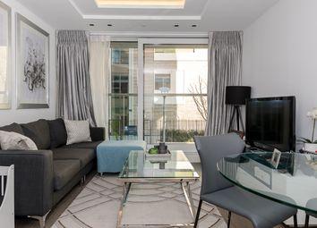Thumbnail 1 bedroom flat to rent in Bridgeman House, Kensington