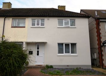 Thumbnail 3 bed end terrace house for sale in Hatherleigh Close, Chessington