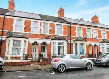 Thumbnail 5 bedroom terraced house for sale in Talworth Street, Roath, Cardiff