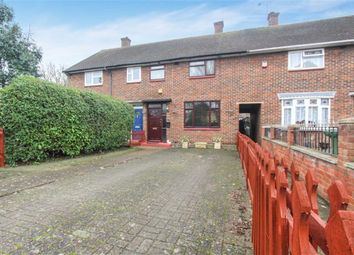 Thumbnail 2 bed terraced house for sale in Foyle Drive, South Ockendon, Essex