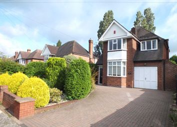 Thumbnail 4 bed link-detached house to rent in Barnard Road, Sutton Coldfield