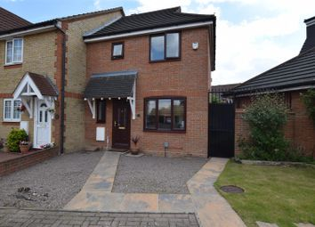 Thumbnail 2 bed end terrace house for sale in Heathfield Park Drive, Chadwell Heath, Romford