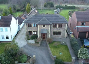 Thumbnail 4 bed detached house for sale in Hawkshill Terrace, Cornsay Colliery, Durham