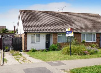 Thumbnail 2 bed semi-detached bungalow for sale in Highdown Drive, Wick, Littlehampton