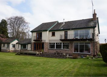 Thumbnail 8 bed detached house for sale in Alma Avenue, Aberfeldy