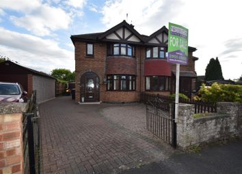 Thumbnail 3 bed semi-detached house for sale in Kingsbury Road, Worcester
