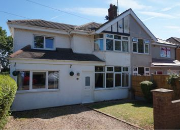 Thumbnail 4 bed semi-detached house for sale in Hilltop Road, Little Harrowden
