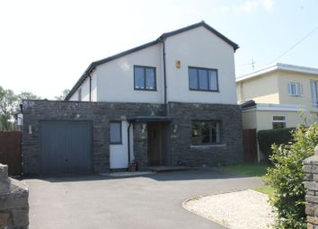 Thumbnail 4 bed detached house for sale in Clevedon Road, Failand, Bristol