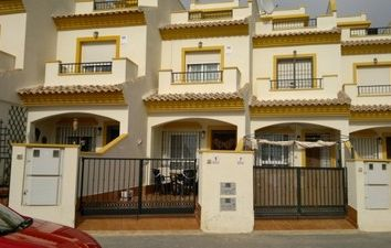 Thumbnail 2 bed town house for sale in 30320 Fuente Álamo, Murcia, Spain