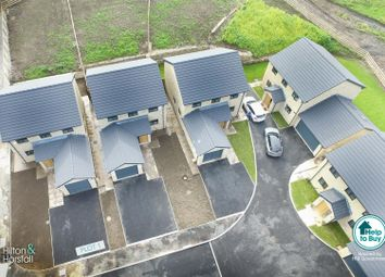Thumbnail 4 bed detached house for sale in Old Brickworks Drive, Knotts Lane, Colne