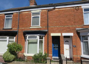 Thumbnail 3 bedroom terraced house for sale in Edgecumbe Street, Hull