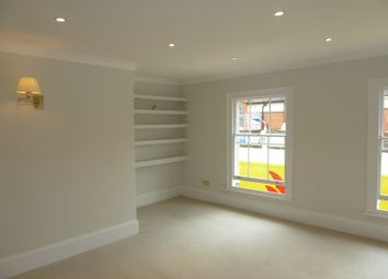 Thumbnail 3 bed flat to rent in Walton Road, East Molesey