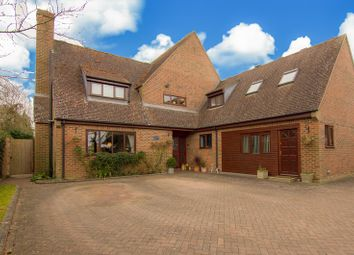 Thumbnail 4 bed detached house for sale in Including A One Bedroom Annexe, Brampton Abbotts, Ross-On-Wye