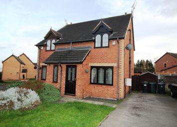 Thumbnail 2 bed semi-detached house to rent in Kennington Grove, Edlington, Doncaster