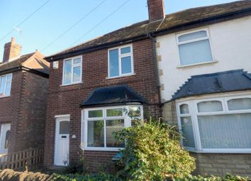 Thumbnail 2 bedroom semi-detached house for sale in Cyril Avenue, Nottingham
