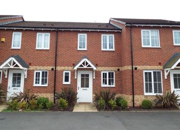 Thumbnail 2 bed town house for sale in Askew Way, Woodville, Swadlincote, Derbyshire