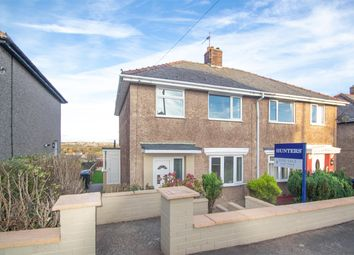 Thumbnail 3 bedroom semi-detached house for sale in Castledene Road, Consett