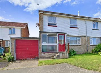 Thumbnail 3 bed semi-detached house for sale in Hillcrest Road, Rookley, Isle Of Wight