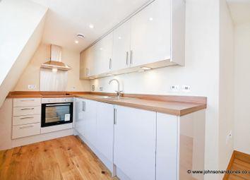Thumbnail 1 bed flat for sale in Whitehart Row, Chertsey