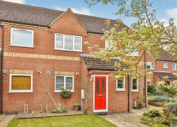 Thumbnail 2 bed terraced house for sale in Woodlands, Hayes Lane, Fakenham