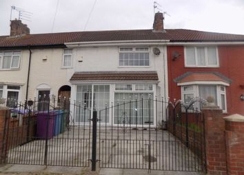 Thumbnail 3 bedroom terraced house to rent in Drake Road, Fazakerley, Liverpool