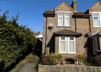 Thumbnail 3 bed terraced house for sale in Dagmar Road, Dorchester