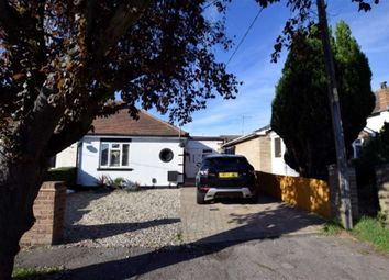 Thumbnail 3 bed semi-detached bungalow for sale in Brackendale Avenue, Basildon, Essex