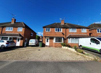Thumbnail Semi-detached house for sale in Rosemary Road, Hurcott, Kidderminster