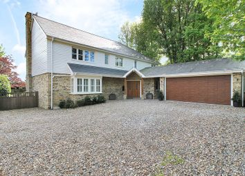 Thumbnail 6 bed detached house for sale in Church Road, Crowborough