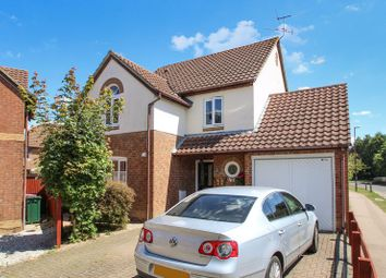 Marshall Road, Maidenbower, Crawley RH10. 4 bed detached house for sale