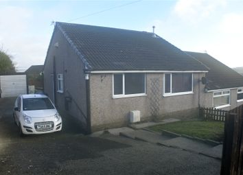 Thumbnail 2 bed bungalow to rent in Oak Bank Broadway, Oakworth, Keighley, West Yorkshire