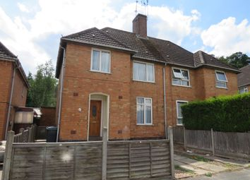Thumbnail 3 bed semi-detached house for sale in Thurlington Road, Braunstone, Leicester