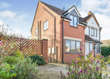 4 bed detached house for sale in Juniper Drive, Scothern, Lincoln LN2