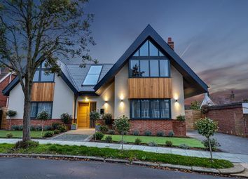 Thumbnail 4 bed detached house for sale in Percy Road, Leigh-On-Sea, Essex