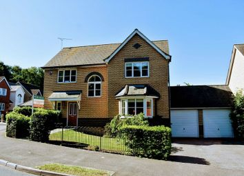 Thumbnail 4 bed detached house for sale in Cliff Lane, Ipswich