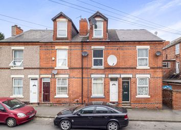 Thumbnail 3 bed terraced house for sale in St Pauls Avenue, Hyson Green, Nottingham