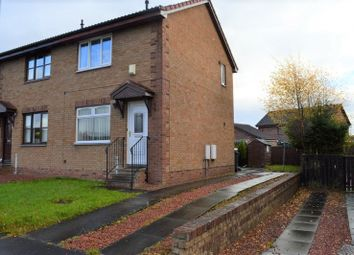 Thumbnail 2 bed semi-detached house for sale in Java Street, Motherwell