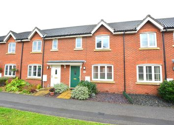 Thumbnail 3 bed terraced house for sale in Orchid Close, Brewers End, Takeley, Bishop's Stortford