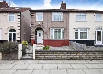 Thumbnail 3 bed semi-detached house for sale in Stand Park Road, Liverpool, Merseyside
