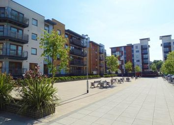 Thumbnail 2 bed flat for sale in Nokes Court, Three Bridges, Crawley