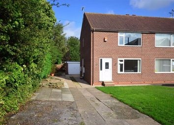 Thumbnail 2 bed semi-detached house for sale in George Street, Snaith, Goole